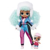 "Кукла L.O.L. Surprise ""OMG Winter Chill Icy Gurl and Brrr B.B."""